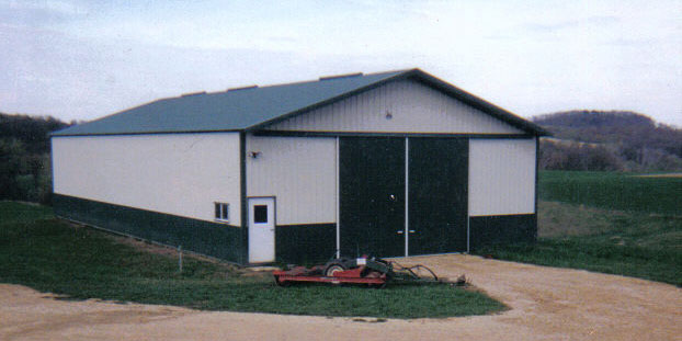 Shed 9